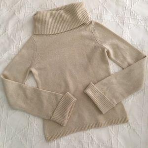 TSE cream cashmere sweater